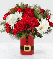 The FTD® Let's Be Jolly™ Bouquet