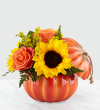The FTD® Harvest Traditions™ Pumpkin