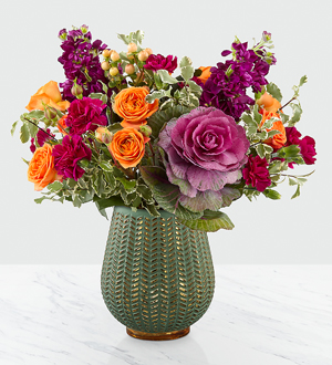 The FTD® Autumn Harvests™ Bouquet