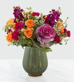 The FTD® Autumn Harvests™ Bouquet