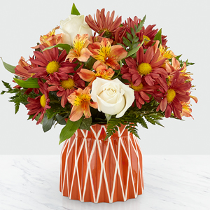 The FTD® Shades of Autumn™ Bouquet