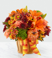 The FTD® Autumn Celebration™ Basket
