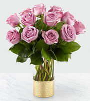 The FTD® Hello Beautiful™ Rose Bouquet