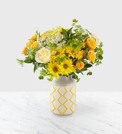 The FTD® Hello Sunshine™ Bouquet