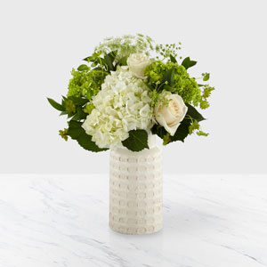 The FTD® Pure Grace™ Bouquet