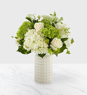 The FTD® Pure Grace™ Bouquet