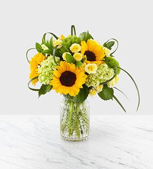 The FTD® Sunlit Days™ Bouquet