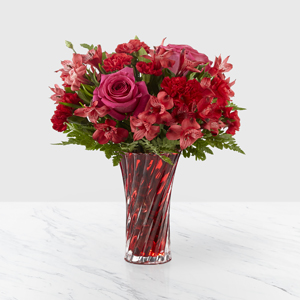 Whiting Flower Shop The Ftd Truest Love Bouquet Whiting In 46394