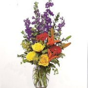 Primary Colors Bouquet