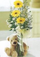 Mrs Flowers Daisy Bear Hug