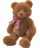Mrs Flowers Large Teddy Bear