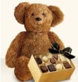 Teddy Bear and Chocolates #1