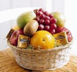 Mrs Flowers Small Fruit Basket