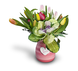 Flowers By Bauers Tulips In Love