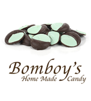 Bomboy's Dark Chocolate Havre de Mints Half Pound