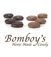 Bomboy's Dark Chocolate Mint Patty Half Pound