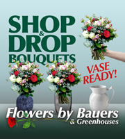 Shop & Drop Bouquets NEW! Vase Ready!