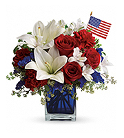 Flowers By Bauers America The Beautiful