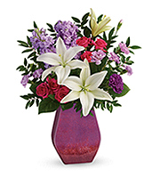 Flowers By Bauers Regal Blossoms Bouquet