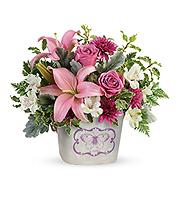 Flowers By Bauers Monarch Garden Bouquet