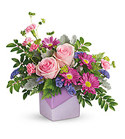 Flowers By Bauers Love Squared Bouquet
