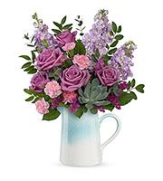 Flowers By Bauers Farmhouse Chic Bouquet DX
