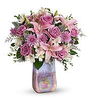 Flowers By Bauers Stunning Swirls Bouquet DX