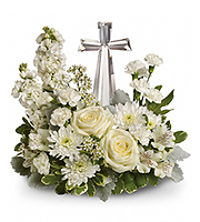 Flowers By Bauers Divine Peace Bouquet