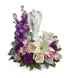 Flowers By Bauers Beautiful Heart Bouquet