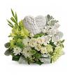 Flowers By Bauers Hearts In Heaven Bouquet