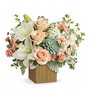 Flowers By Bauers Desert Sunrise Bouquet DX