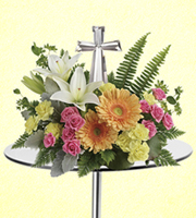 Flowers By Bauers Precious Petals Tribute