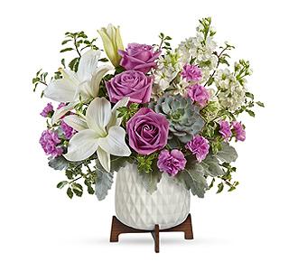 Flowers By Bauers Garden Oasis Bouquet DX