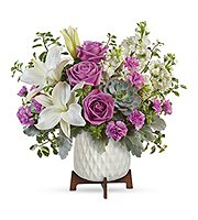 Flowers By Bauers Garden Oasis Bouquet DX