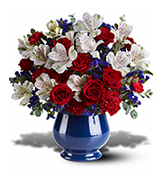 Flowers By Bauers Sweet Liberty Bouquet