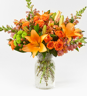 The FTD® Fresh & Rustic™ Bouquet