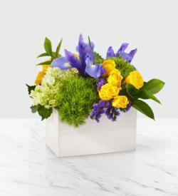 The FTD® Fields of Iris™ Bouquet