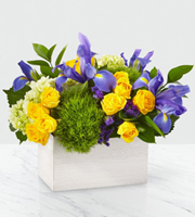 The FTD® Fields of Iris™ Bouquet