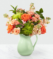 The FTD® Pop of Color™ Bouquet