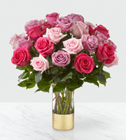 The FTD® Pure Beauty™ Mixed Roses