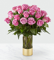 The FTD® Pure Beauty™ Lavender Rose Bouquet