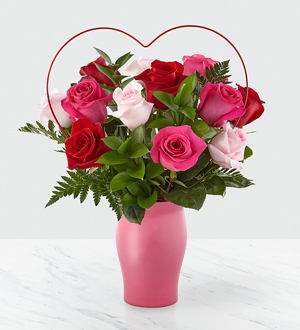 The FTD® XOXO™ Rose Bouquet