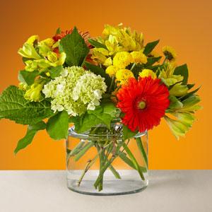 The FTD® Autumn Glow Bouquet