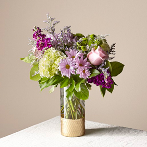 The FTD® Lavender Bliss Bouquet
