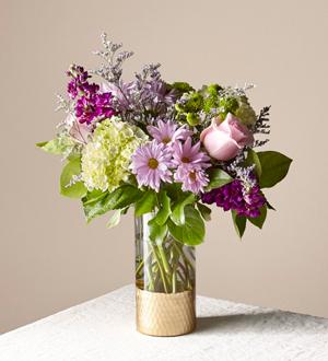 The FTD® Lavender Bliss Bouquet