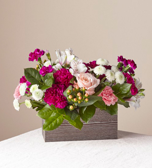 The FTD® Fresh Fields Bouquet