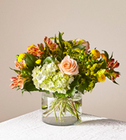 The FTD® Life's a Peach Bouquet