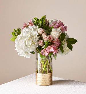The FTD® Rosé All Day Bouquet