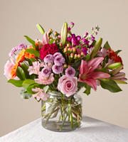 The FTD® Candy Hearts Bouquet