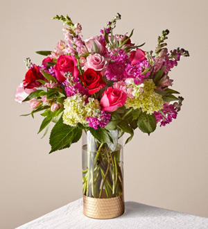 The FTD® You & Me Luxury Bouquet